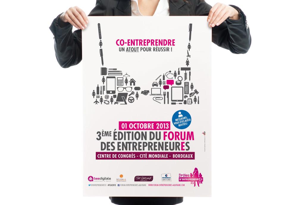 Drôles d'entrepreneurEs • 3ème forum
