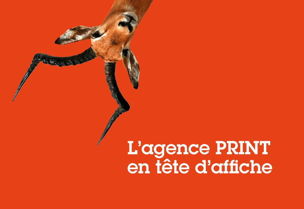 Agence communication visuelle bordeaux - agence print pub tete affiche