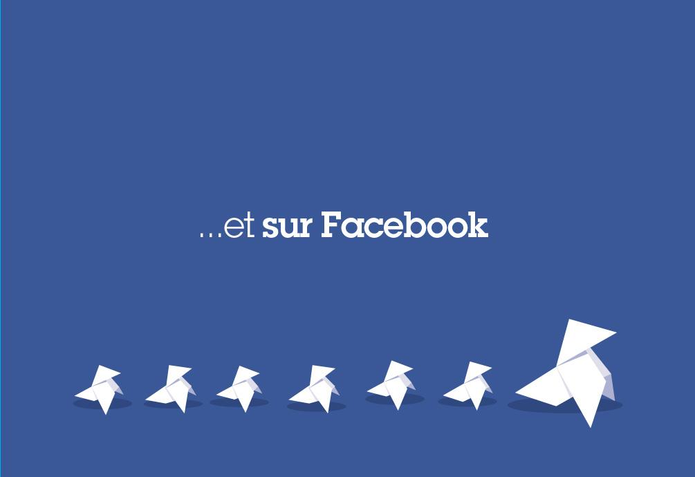 Agence communication visuelle tours - Devenez fan d'Adbok Design sur Facebook